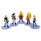Dragonball Anime Figures (5-Figure Set)