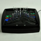 Microprogrammed Sound Control Music Fountain