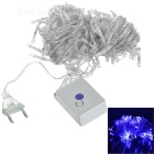 100-LED Purple Decoration Lights (9.2-Meter/220V)