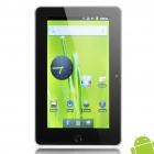 "7"" Capacitive Screen Android 2.3 Tablet PC w/ Dual Camera / WiFi / Bluetooth / HDMI / TF (1GHz/4GB)"