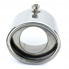 Stylish Stainless Steel Car Exhaust Pipe Muffler Tip for Honda Civic + More