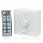LED Dimmer w/ 12-Key IR Remote Controller (DC 12~14V)