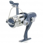 Professional Fishing Coiling Reel Set - Grey + Silver