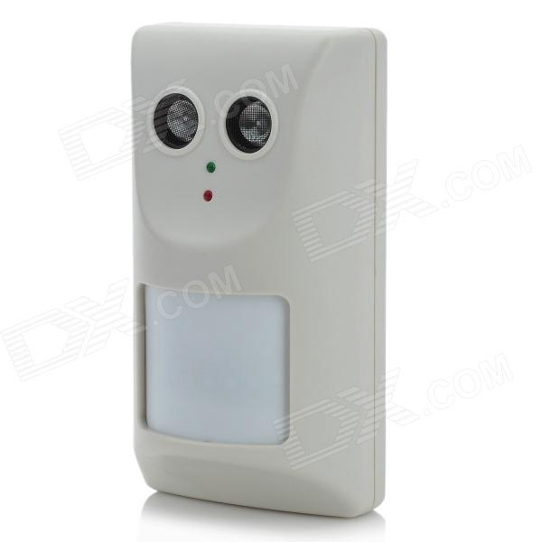 Ultrasonic Cat & Dog Repeller - White
