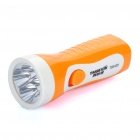Rechargeable 2-Mode 4-LED White Light Flashlight