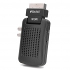 Mini DVB-T Digital Terrestrial Receiver + USB PVR with Remote Control
