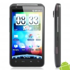 "A9191 4.3"" Capacitive Screen Android 2.3 Dual SIM 3G WCDMA Smartphone w/ Wi-Fi + GPS - Black"