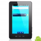 "7"" Capacitive Touch Screen Android 2.3 Tablet PC w/ Camera / TF / HDMI (A10 Cortex A8 1GHz / 8GB)"