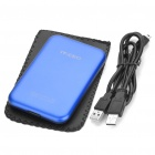 "USB 2.0 2.5 ""SATA HDD External Hard Drive Enclosure - Azul"