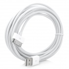 USB Charging / Data Cable for Iphone 4 / 4S / Ipod (280cm)