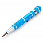 BEST Pen Style Handle w/ 9 Precision Screwdriver Tips