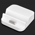 2500mAh Power Battery Dock for iPhone - White
