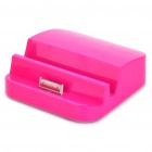 2500mAh Power Battery Dock for iPhone - Fuchsia