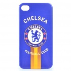 Cool FC Football Club Logo Protective Back Case for iPhone 4 / 4S  - Chelsea
