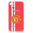 Cool FC Football Club Logo Protective Back Case for iPhone 4 / 4S  - Manchester United