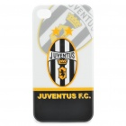 Cool FC Football Club Logo Protective Back Case for iPhone 4 / 4S  - Juventus