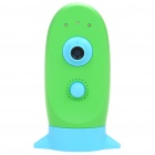 1.3 MP Garden Watch/Baby Growth Recording Live Camera w/ USB/TF- Green + Blue