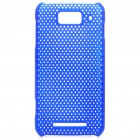 Protective PC Back Grid Case for MiOne / M1 - Blue