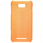 Protective PC Back Grid Case for MiOne / M1 - Orange