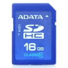 Genuine ADATA SDHC Memory Card (16GB / Class 10)