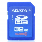 Genuine ADATA SDHC Memory Card (32GB / Class 4)