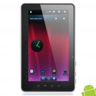 "7 ""емкостный Android 2.3 Tablet PC ш / Camera / WiFi / HDMI / TF (Telechips TCC8803 1,2 ГГц / 4 ГБ)"