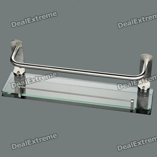 Bathroom Glass Shelf with Stainless Steel Bar new safurance 200w 12v loud speaker car horn siren warning alarm stainless steel home security safety