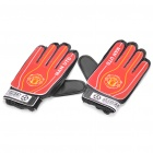 Anti-Slip Goalkeeper Gloves - Manchester United (Pair)
