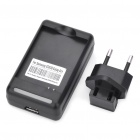 Battery Charging Station Cradle + EU Plug Adapter for Samsung Galaxy Ace S5830