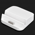 6000mAh Power Battery Dock for iPad/iPad 2 - White