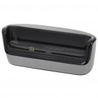 USB Charging Dock Cradle for Blackberry 9100 - Black