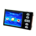 M60 2.4-inch MP3/MP4 Player with FM and Games (1GB)
