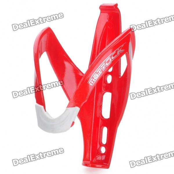Hacke Fahrrad Glass Fiber Water Bottle Holder - Red