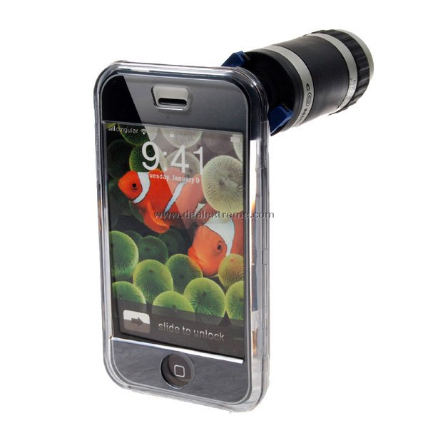 Conice 6x18 Zoom Attachment for Iphone