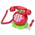 Apple Shaped Wired Telephone