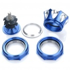 Aest Aluminum Alloy Bike Integrated Headset - Blue