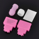 Cable and Cord Protector for IPHONE/IPOD/TOUCH NANO - Pink