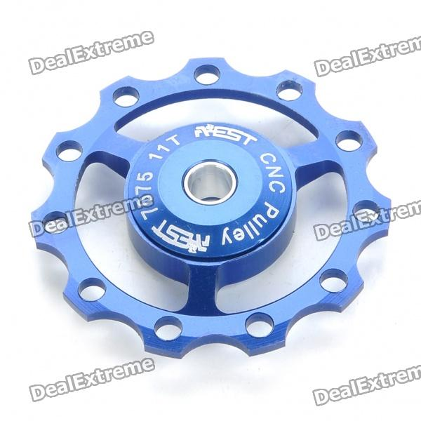 AEST Aluminum Bike 7075 11T Rear Derailleur Pulley for Shimano / Sram 7/8/9 Speed - Blue