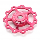 AEST Aluminum Bike 7075 11T Rear Derailleur Pulley for Shimano / Sram 7/8/9 Speed - Red