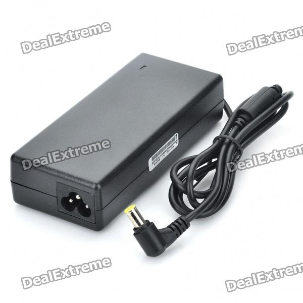 Replacement Power Supply Adapter for Sony Laptop (6.4 x 4.4mm)