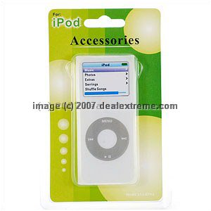 apple ipod nano 2gb  white