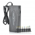 90W Power Charger with 8 Charging Adapters for Acer / HP / Asus / Toshiba / Dell / COMPAQ (Black)