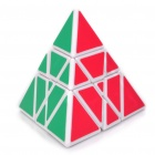 Buy New Structure Six Axis Pyramid Magic Tube IQ Toy - White Base