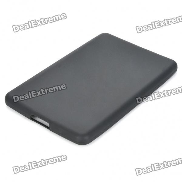 Protective Soft Silicone Case for Kindle Fire - Black