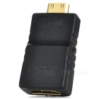 Mini HDMI to HDMI Adapter (2-Pack)