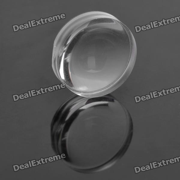 18mm Acrylique semi lentille convexe (10-Pack)