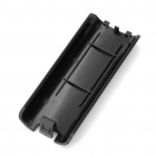 Replacement Nintendo Wii Controller Gamepad Battery Cover - Black
