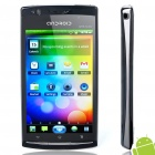 "HD7000 Android 2.3 Smartphone w/ 4.1"" Capacitive Screen, GPS, TV, Dual SIM and Wi-Fi - Black"