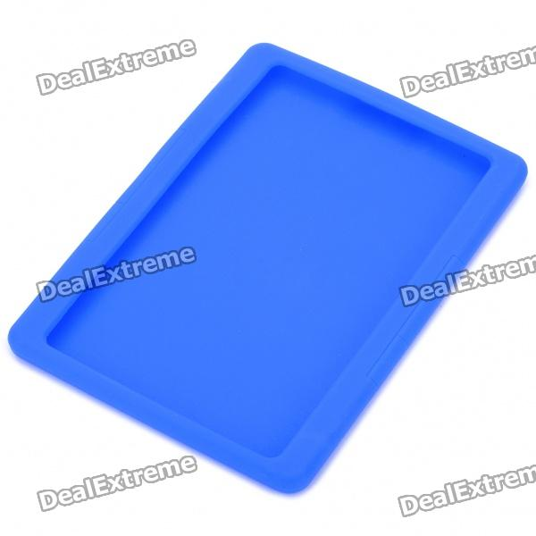 Protective Silicon Case for Kindle 4 - Blue