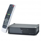 "K25I Full HD 1080P 3.5"" SATA HDD Network Media Player w/ 2-USB / HDMI / LAN / Coaxial"